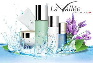 Швейцарская косметика La Vallee